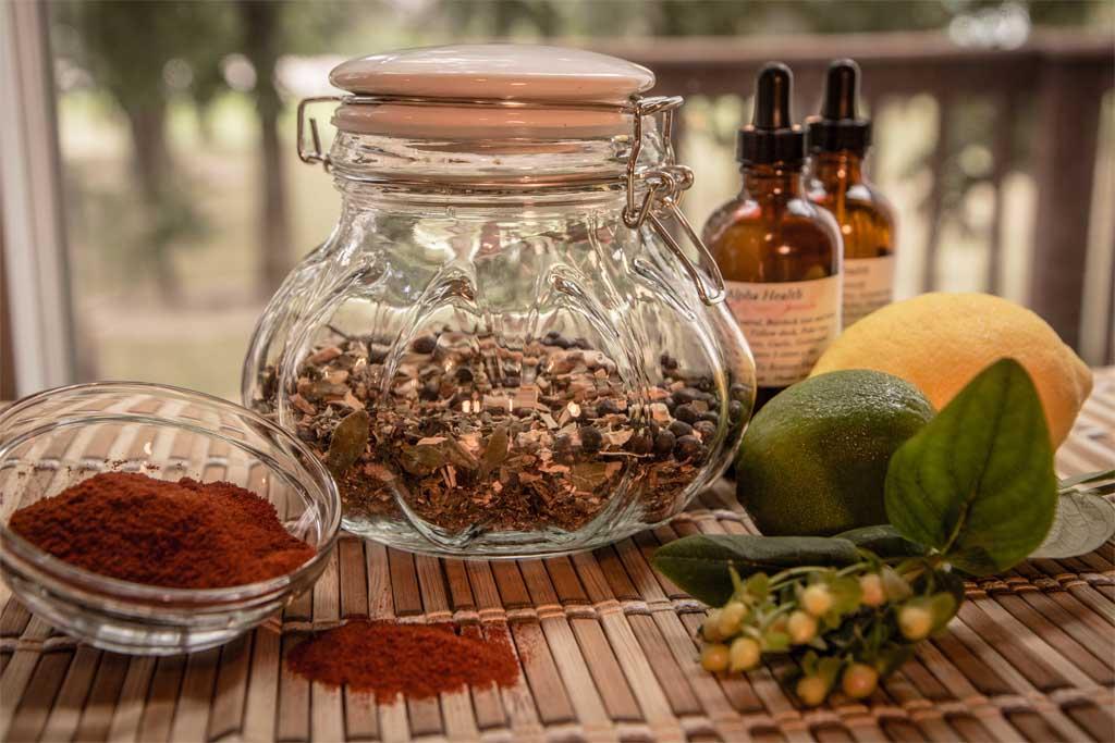 Домашние средства от неприятного запаха изо рта, потливости, сенной лихорадки