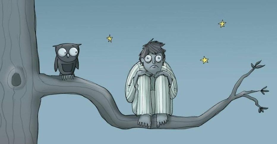 Бессонница. Причины и способы лечения