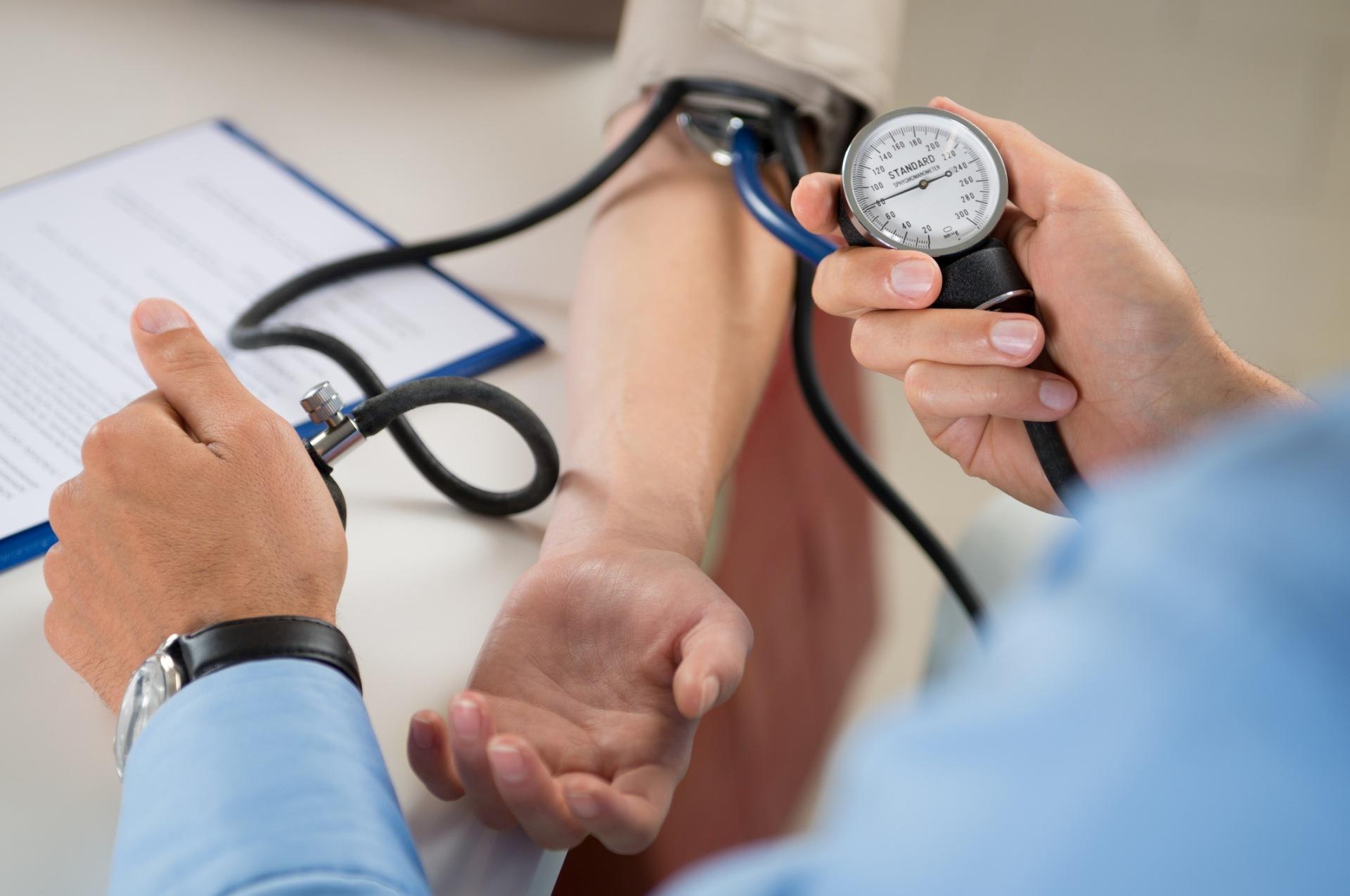 Снижение высокого кровяного давления с помощью магния