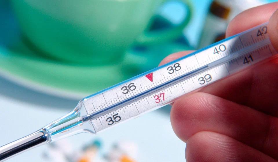 Высокая температура у детей и взрослых - причины и как снять