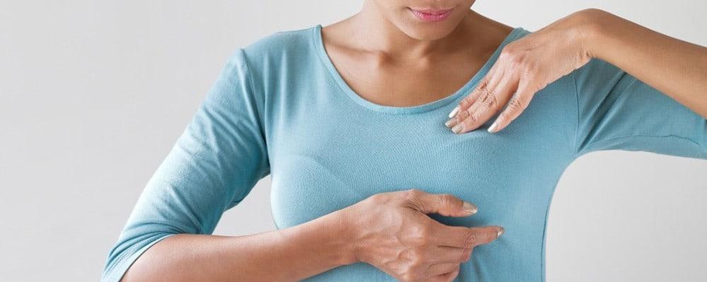 Виды рака груди