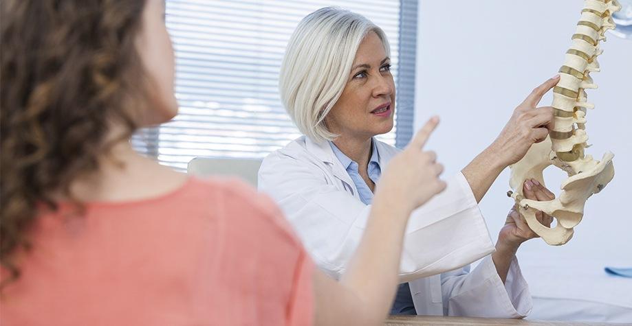Межпозвоночная грыжа: симптомы и причины