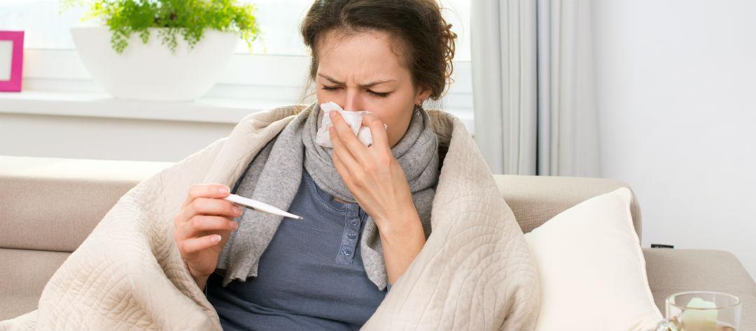 Народная медицина в борьбе против простудных заболеваний