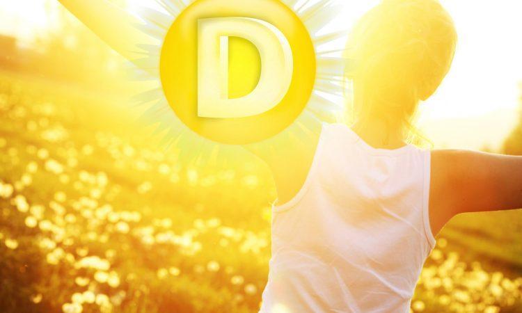 Витамин D – важное значение в детстве