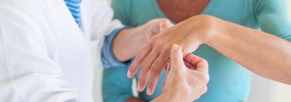 «10 фактов об артрите»