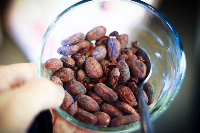 Полезные свойства какао бобов для здоровья