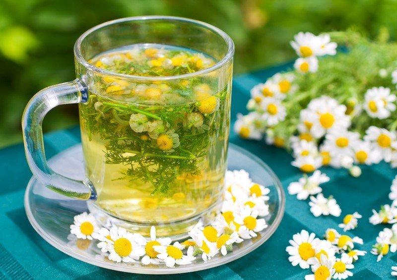 состав ромашкового чая