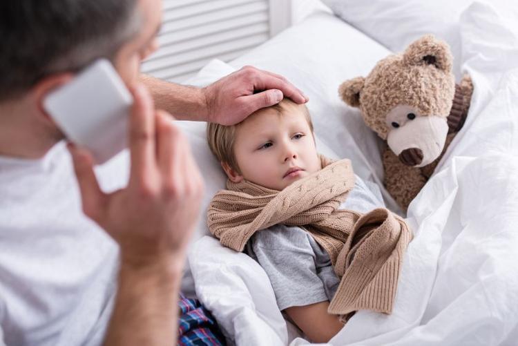 Высокая температура без симптомов у детей — каковы основные причины?
