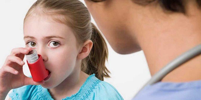Бронхиальная астма у детей: лечение