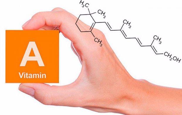 Гипервитаминоз А: избыток витамина А в организме