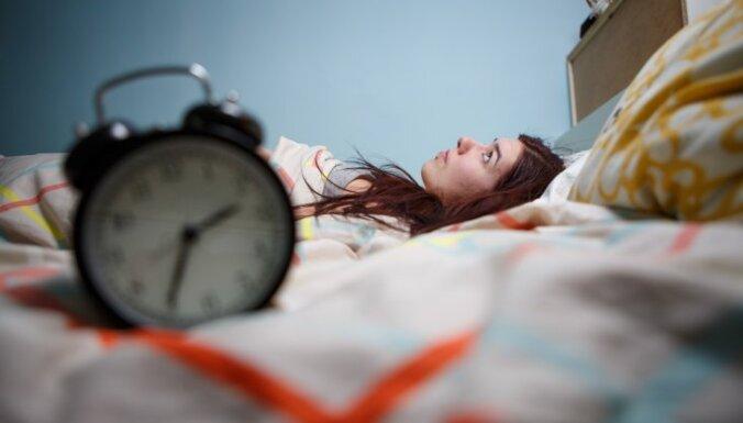 Проблемы со сном - почему, и что делать?