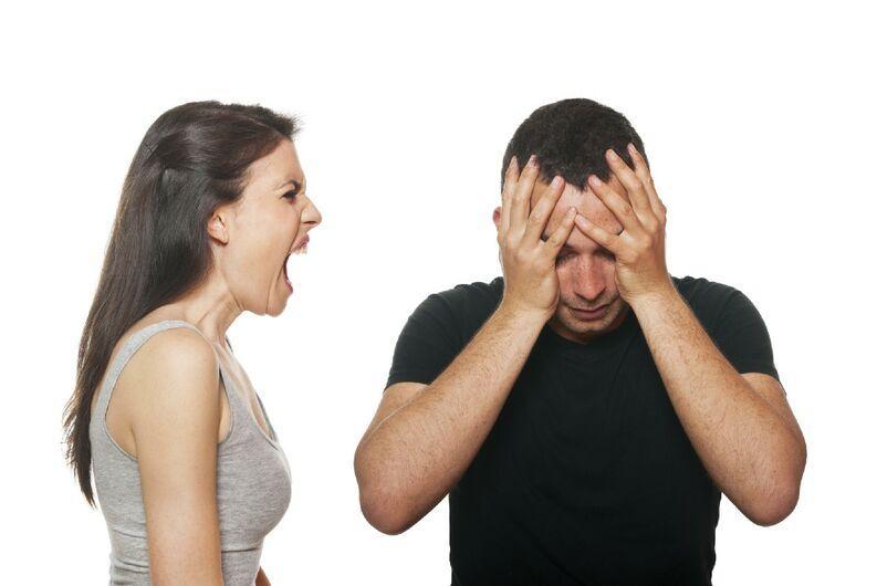 Нервный срыв: причины, признаки