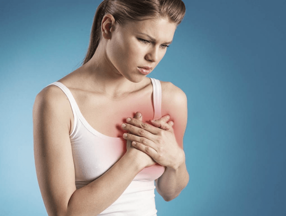 Мастодиния - причины болей в груди