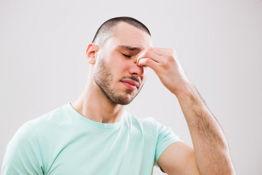 Гайморит: причины и симптомы