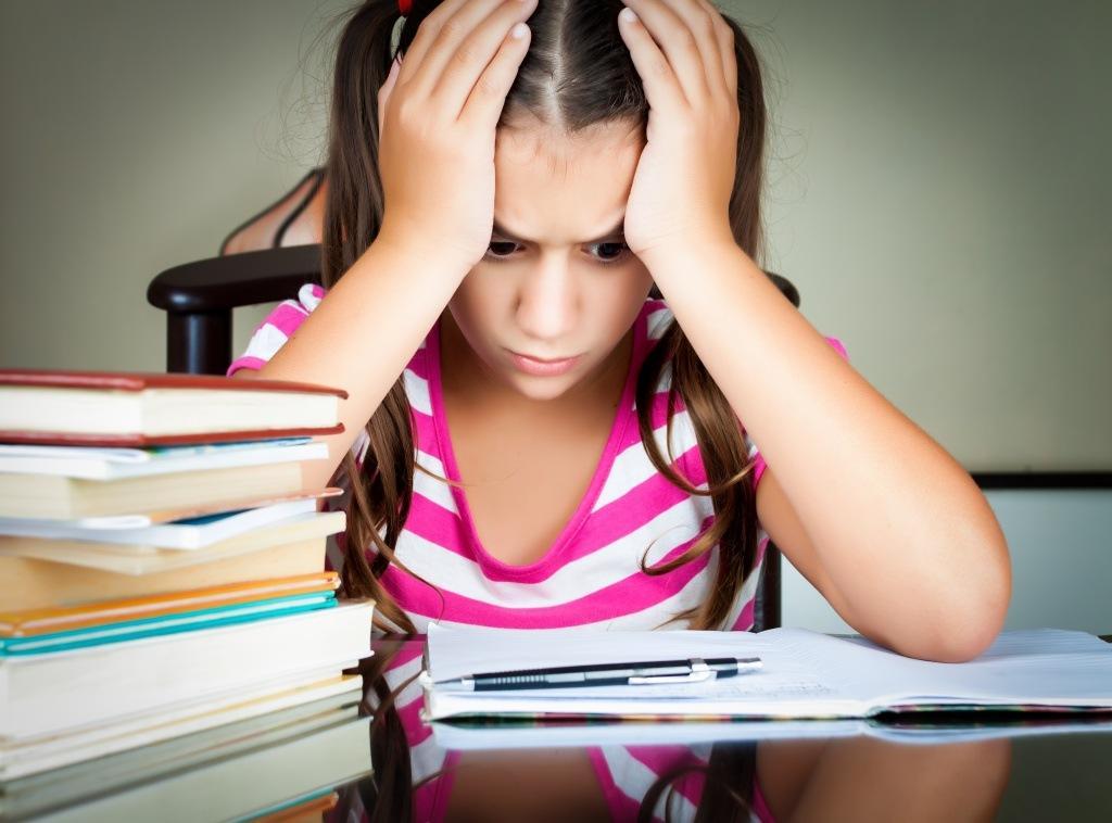 Признаки и симптомы стресса у детей