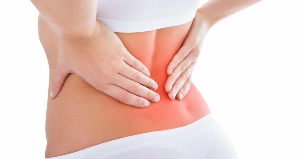 Болит спина: основные причины