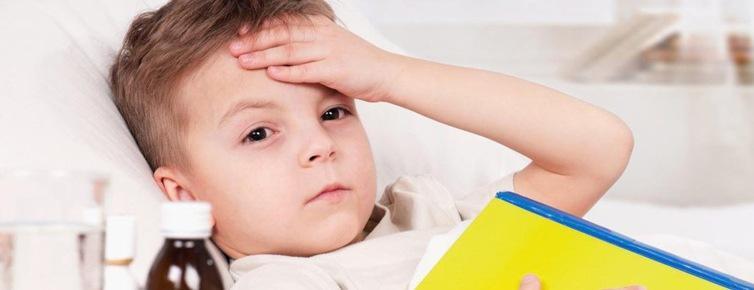Лечение простуды у детей до года